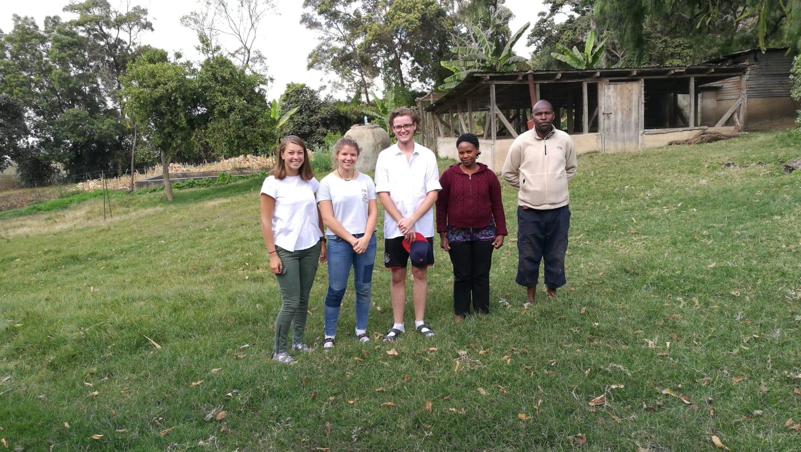 Unsere jungen Mitglieder in Tansania